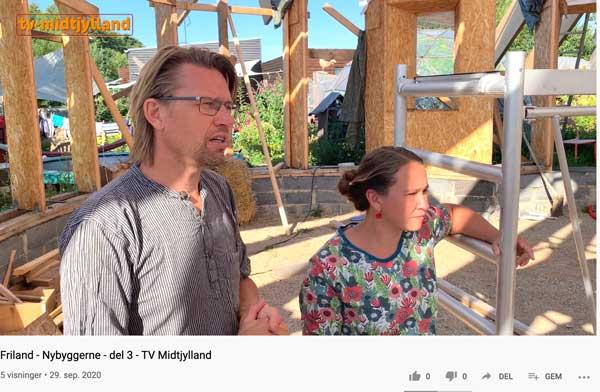 TV Midtjylland på besøg
